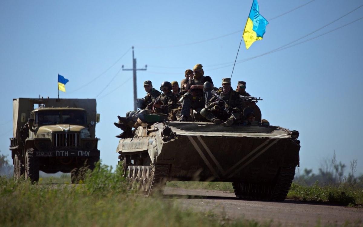 乌克兰东部局势升级