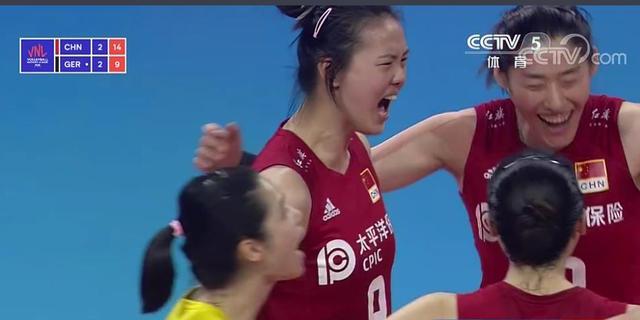 《【金牛3注册平台】视频|0:2到3:2!中国女排战胜德国队上演超级大逆转》