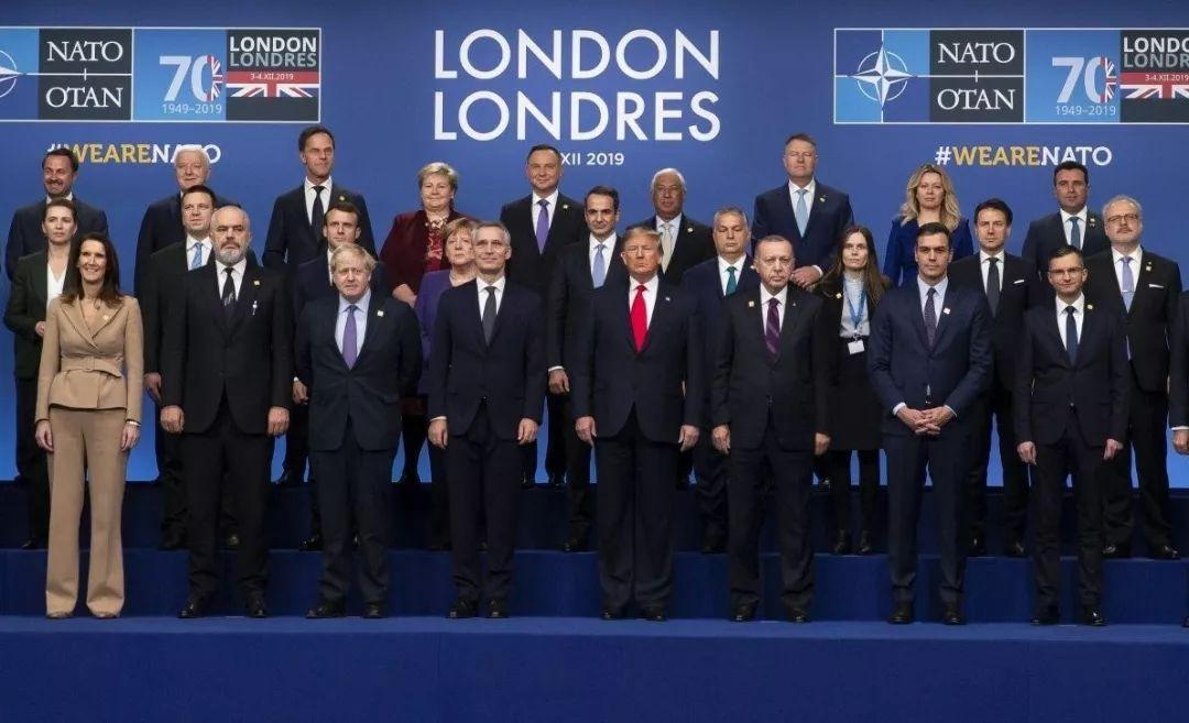 2019年12月北约伦敦峰会