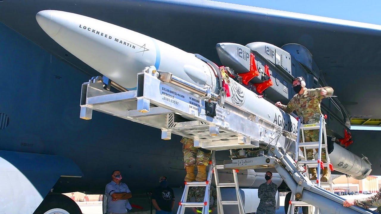 美加紧采购和部署高超音速导弹