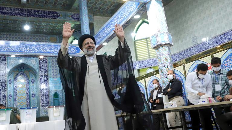 伊朗新当选总统莱希