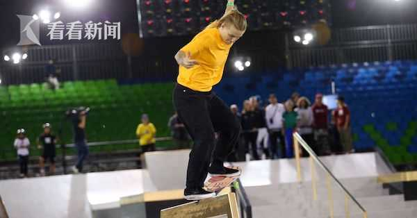 荷兰滑板选手雅各布斯
