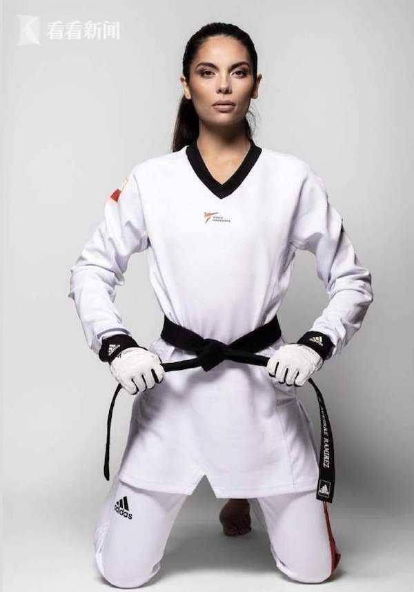 智利跆拳道选手阿奎雷