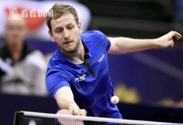 捷克乒乓球选手希鲁塞克