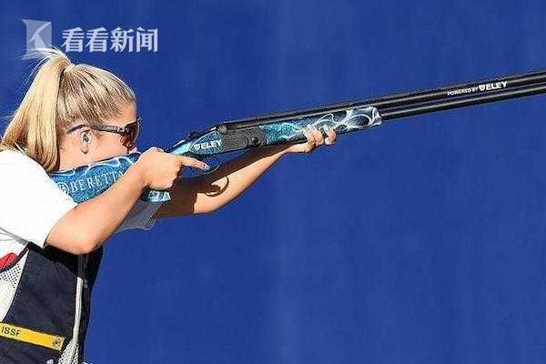 英国射击选手希尔