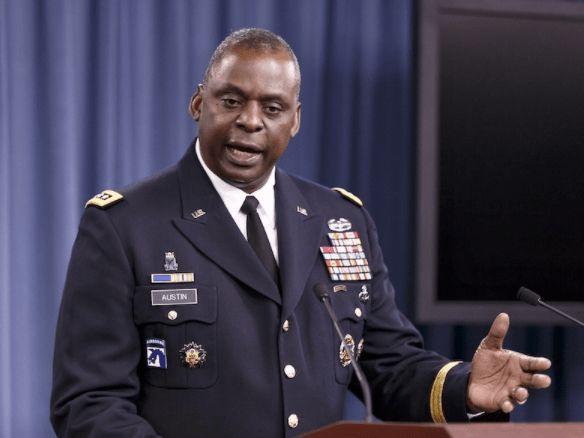 美國國防部長奧斯汀