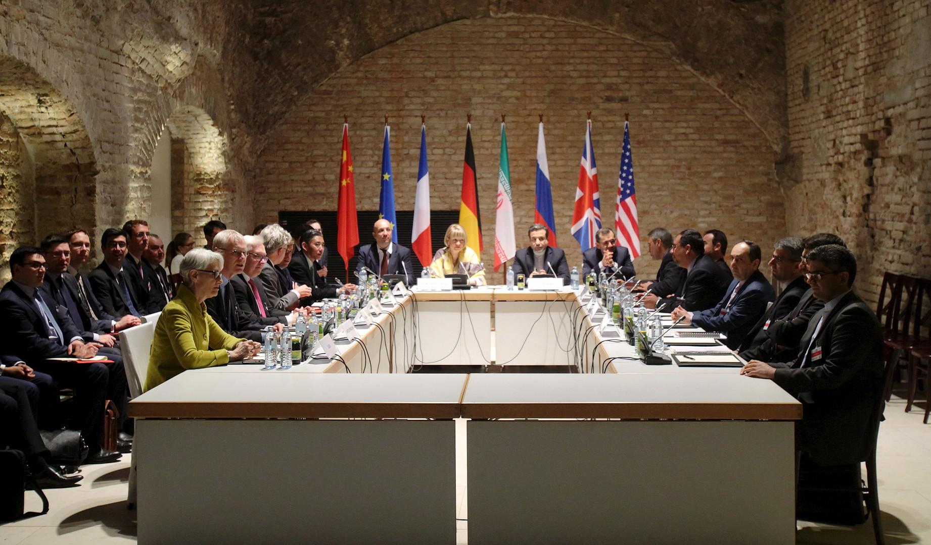 2021年4月起,维也纳会谈已经举行了六轮