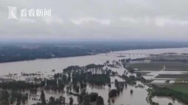 《【金牛3平台网】视频 167.4米!丹江口水库超历史最高水位纪录》