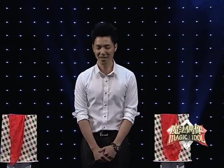魔法偶像第七期周宇:感官控制