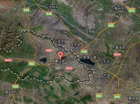 鲁山县人口_丝绸之路的源头是鲁山 历史给你答案