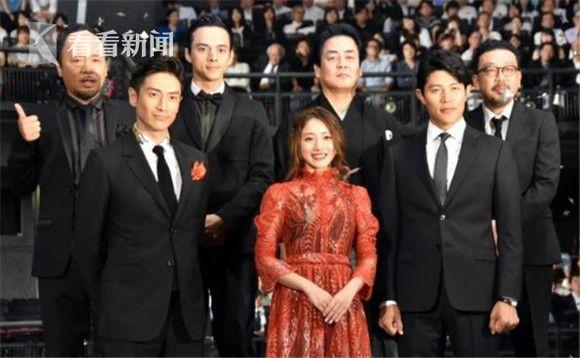 《忍之国》在TOKYO DOME CITY HALL举办首映会。