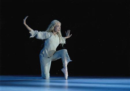视频 日本芭蕾舞者60多年倾心演绎《白毛女》