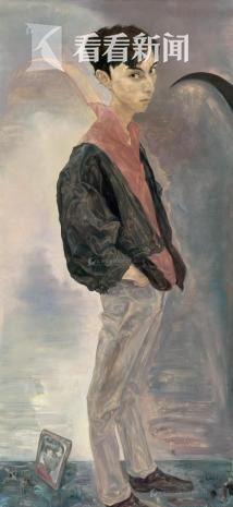 毛焰《x的肖像》