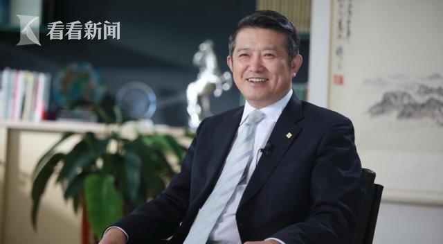泰康人寿董事长陈东升