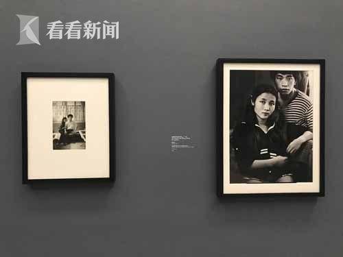 张海儿和胡源莉合影与自拍作品