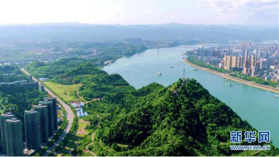 资料图:长江干线宜昌段。