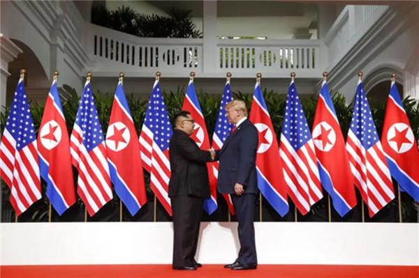 朝美签署联合公报 朝:完全无核化 美:保障安全!