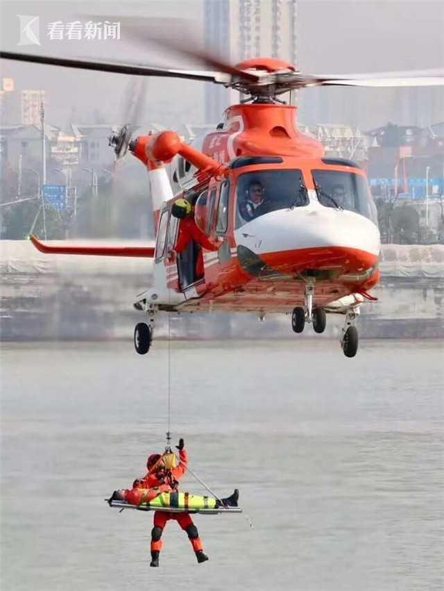 21个城市试点航空医疗救护